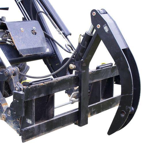 Drapák na kulatinu pro paletizační vidle