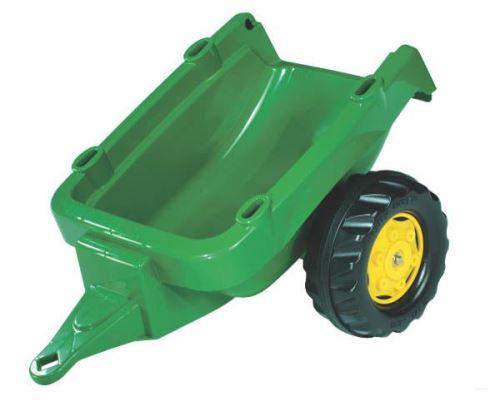 Rolly Toys - zelený přívěs RollyKid