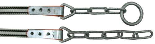 Vazák na dobytek nylonový dvouvrstvý typ W délka 1750 mm