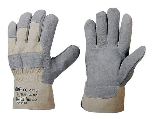 Pracovní rukavice s kanafasovou manžetou velikost 10,5