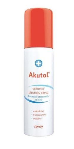 AKUTOL Spray tekutý obvaz 60 ml