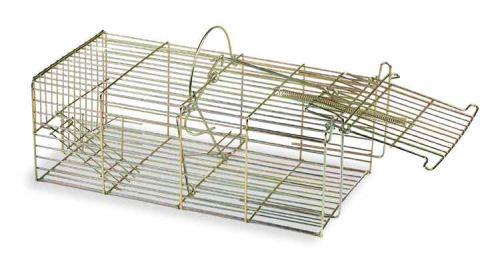 Sklopná past na krysy a potkany Multi
