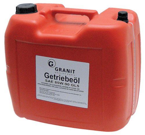 Olej do hypoidních převodovek EP85W-90 GL-5 60 l