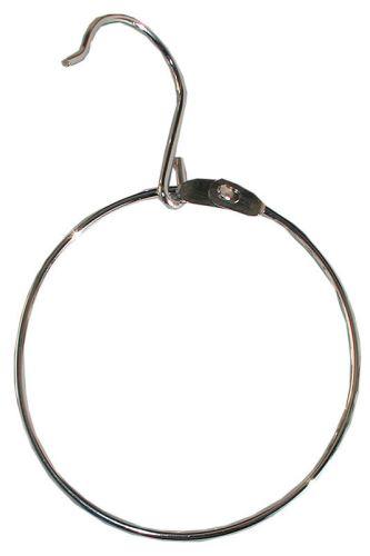 Věšák kruhový s háčkem