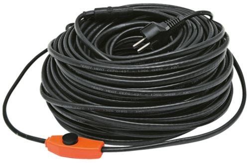 Topný kabel na potrubí 230 V