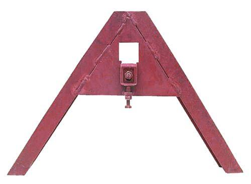 Trojúhelníkový mezirám ze standardního U-profilu kat. 0