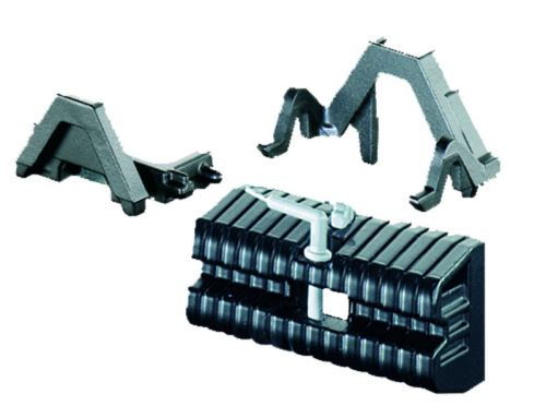 Siku - sada adaptérů s čelním závažím 1:32