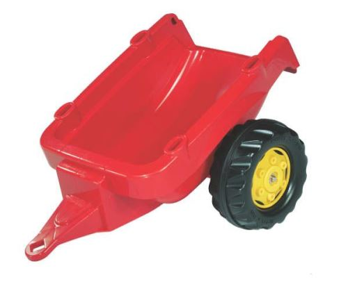 Rolly Toys - červený přívěs RollyKid