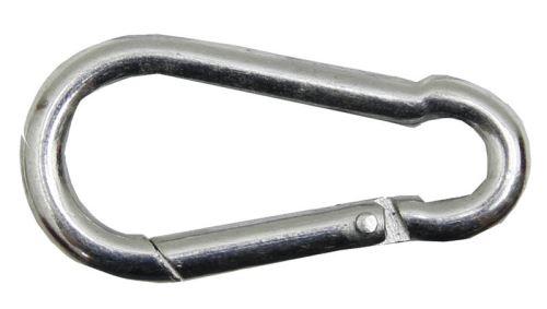 Karabiny a karabinky ocelové