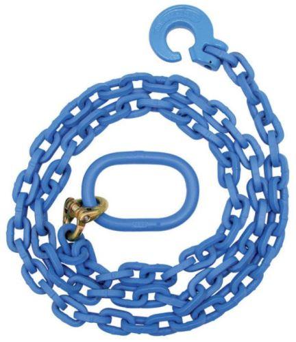 Lesnický řetěz hranatý G10 s hákem síla 8 mm, délka 2,5 m