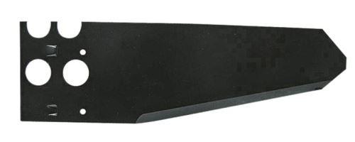 Nůž pro sběrací vozy vhodný pro Krone HSL/HSD s pojistkou proti kamení