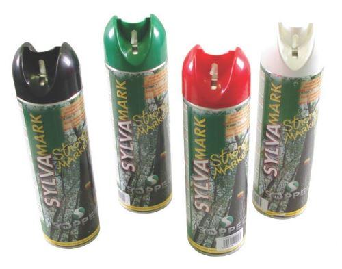 Značkovací sprej na stromy Fluo Marker 500 ml