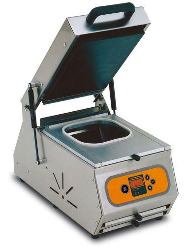 Svářečka fólií HORECA SV 400 poloautomatický balící potravinářský stroj do misek