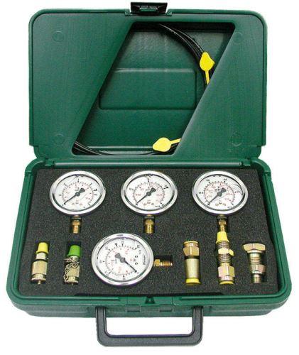 Testovací kufřík se 4 tlakoměry