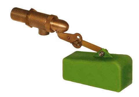 Plovákový ventil pro nízký tlak