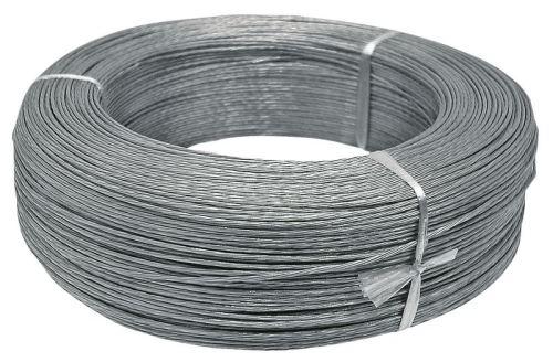 Ohradníkové ocelové lanko 1,2 mm / 500 m