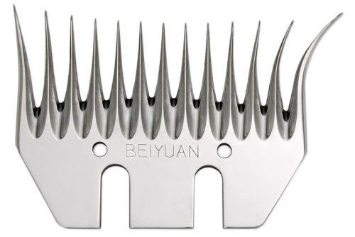 Beiyuan široký spodní nůž na stříhání ovcí dlouhý úkos 6 mm