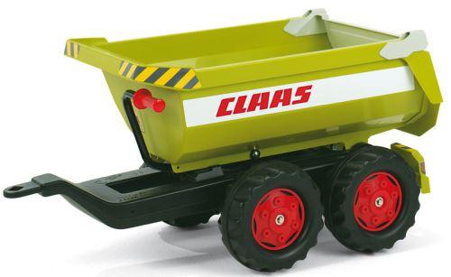Rolly Toys - sklápěcí přívěs Claas