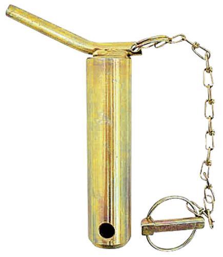 Kolík kat.1 třetího bodu s řetězem a závlačkou