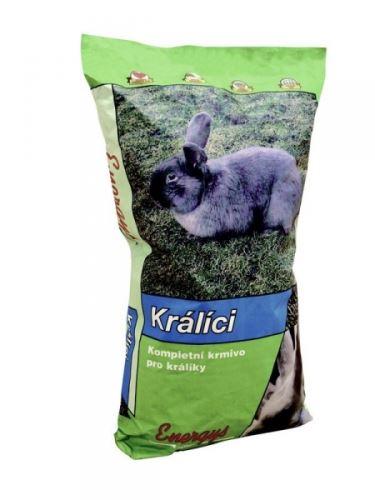 ENERGYS® Králík Klasik Forte krmivo pro králíky s obsahem antikokcidika 25 kg