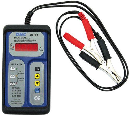 Zkoušečka akumulátoru pouze pro 12 V startovací baterie