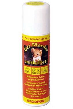 Hagopur Anti-Marder sprej proti kunám 200 ml