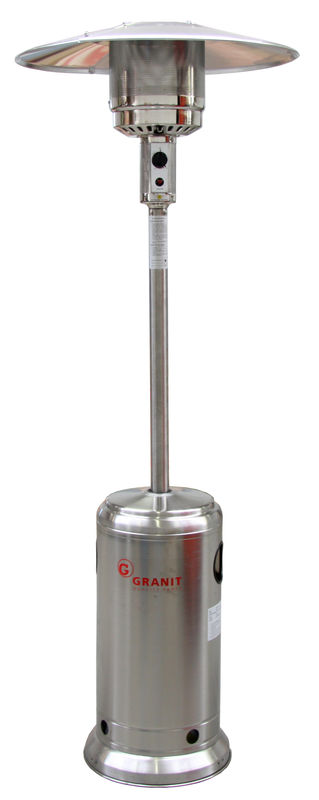 Venkovní ohřívač na propan-butan