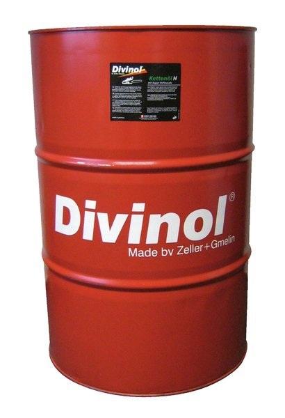 Olej na pilové řetězy minerální Divinol 200 l