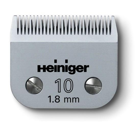 Stříhací hlava na psy 10/1,8 mm pro Heiniger SAPHIR