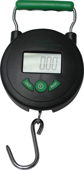 Ruční digitální váha do 25 kg
