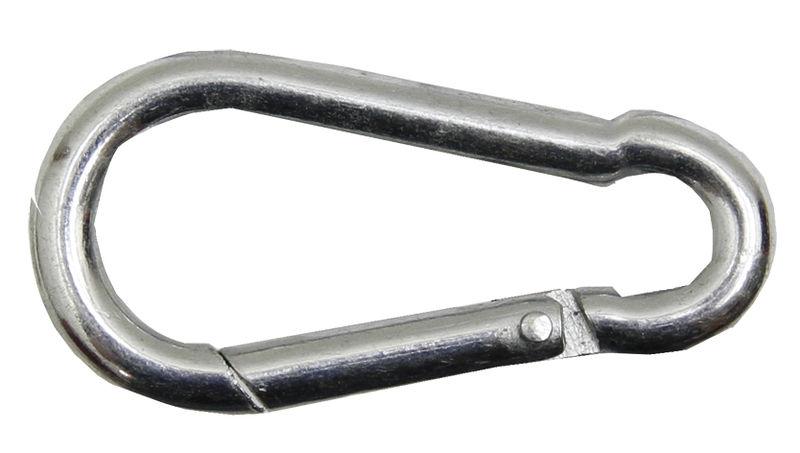 Karabina ocelová 60 x 6 mm