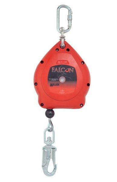 Samonavíjecí zachycovač pádu Falcon Miller