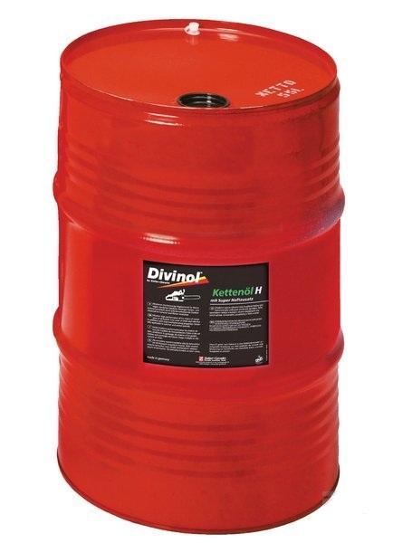 Olej na pilové řetězy minerální Divinol 55 l