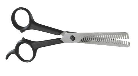 Efilační nůžky Maxi Care na stříhání psů