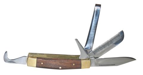 Jezdecký nůž multifunkční