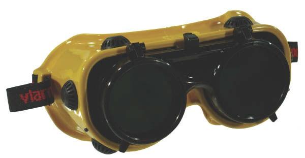 Svářečské brýle plastové