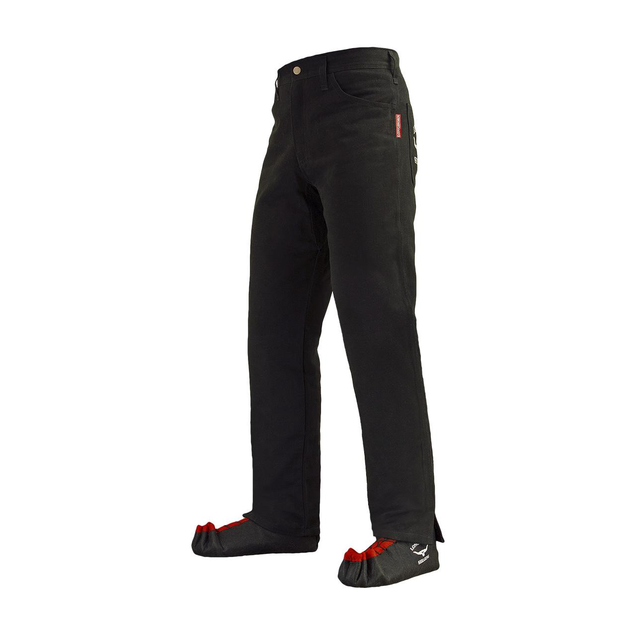Longhorn™ kalhoty pro střihače ovcí s 2 předními kapsami velikost Slim 35/34