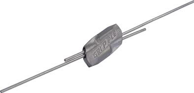 Grippl střední na spojování drátů o průměru 2 - 3,2 mm