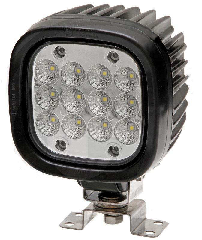 LED pracovní světlo 12 LED 12V a 24V pro osvětlení blízkého okolí