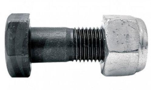 Šroub s maticí M14 x 1,5 x 35 mm na hřeby do rotačních bran pro Accord, Krone