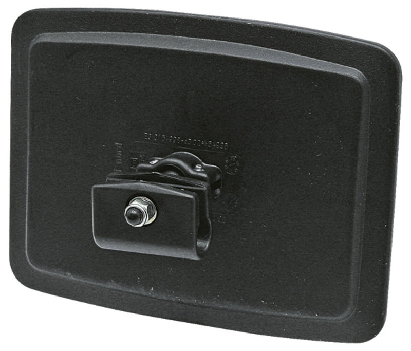 Zpětné zrcátko vhodné pro Claas, Deutz, New Holland, Landini, Renault 236 x 180 mm