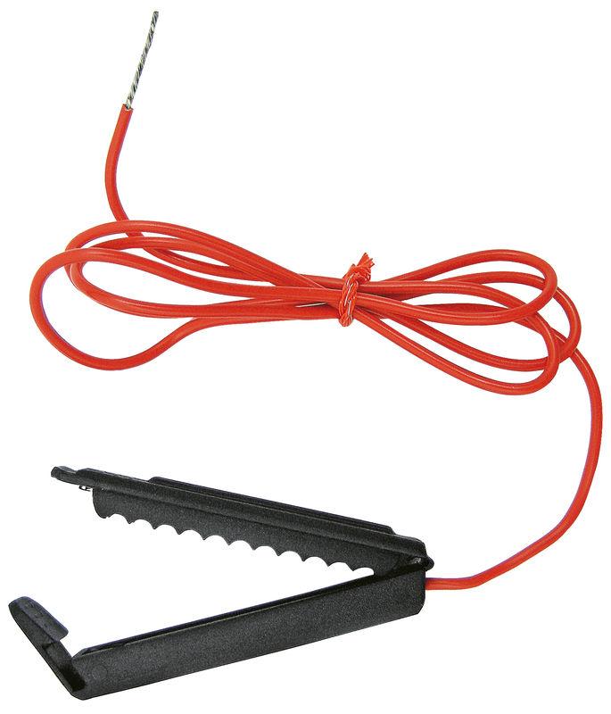 Připojovací kabel k elektrickému ohradníku