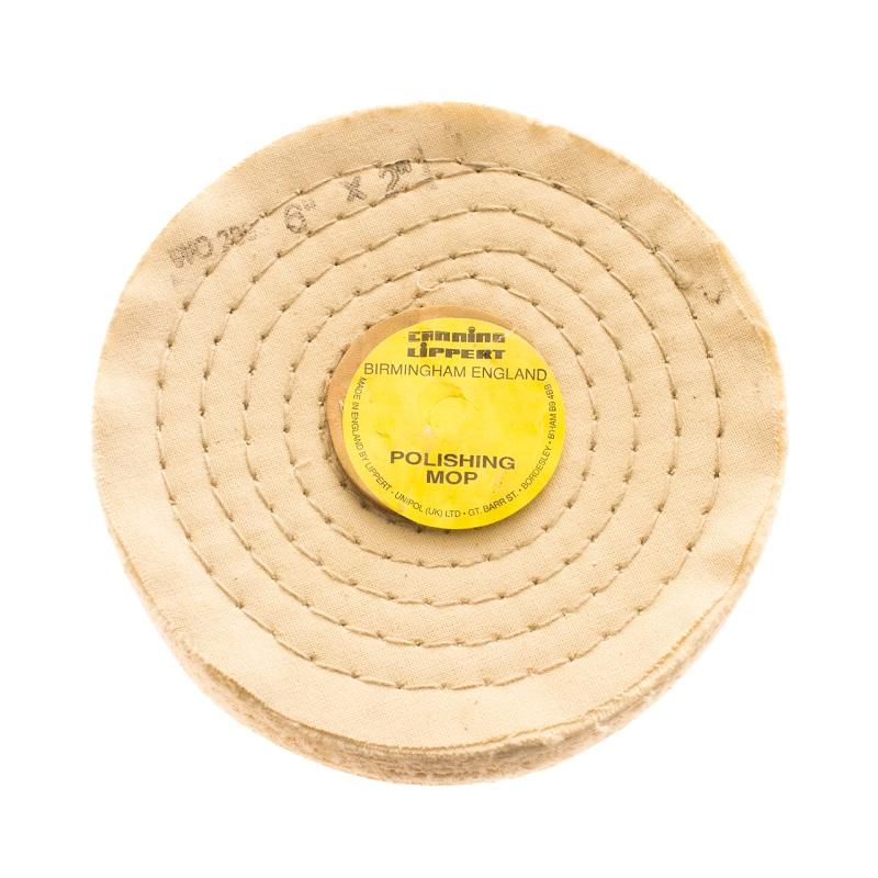 Lešticí kotouč Lippert prošívaný tloušťka 1
