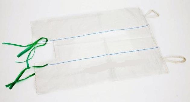 Protipovodňový pytel na písek dvoukomorový tandemový 66 x 81 cm