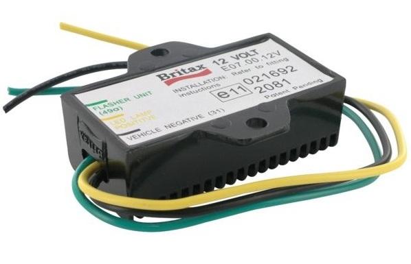 Předřadník směrového světla LED 12V