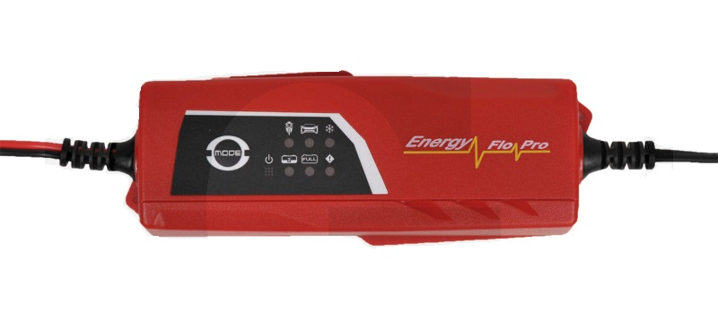 Nabíječka baterií 12V LEM 1238 s funkcí dobíjení