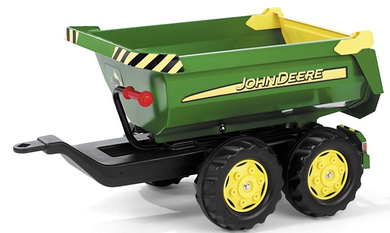 Rolly Toys - sklápěcí přívěs John Deere