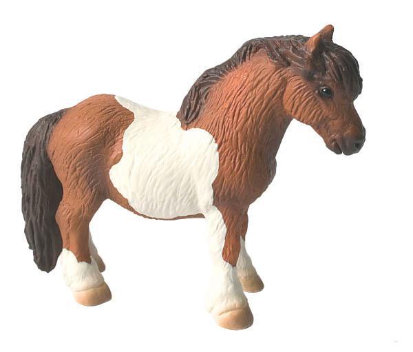 Bullyland - figurka shetlandský pony