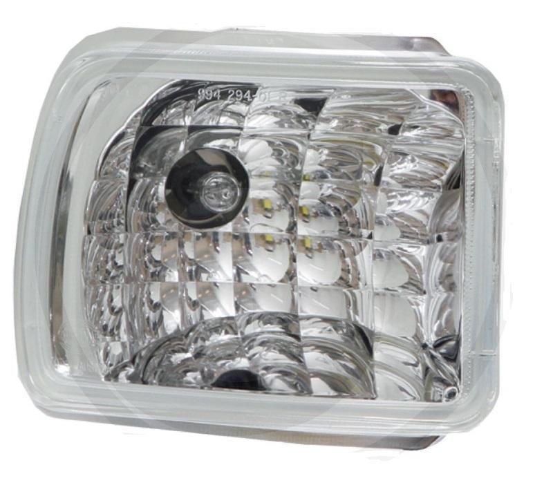 Pracovní světlomet levý integrovaný H3 vhodný pro John Deere