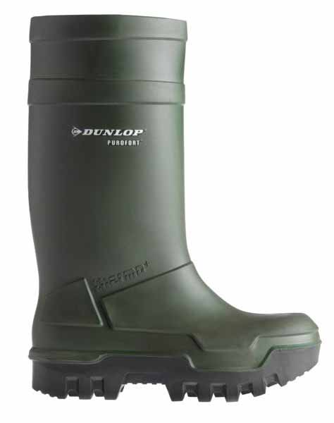 Holínky Dunlop PUROFORT® Thermo+